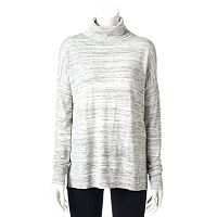 Women's SONOMA Goods for Life™ Boxy Turtleneck Sweater