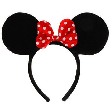 Disney's Minnie Mouse Kids Ears Costume Headband