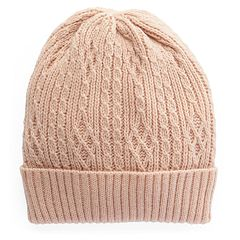 Women's MUK LUKS Cable-Knit Beanie