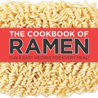 Publications International, Ltd. The Cookbook of Ramen Recipe Book