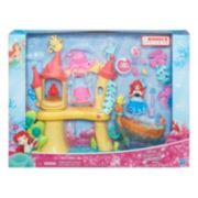 Disney Princess Little Kingdom Ariel's Sea Castle & Boat Playset by Hasbro