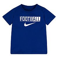 Boys 4-7 Nike Football Logo Tee