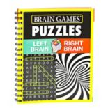 Brain Games Left Brain Right Brain by Brain Games