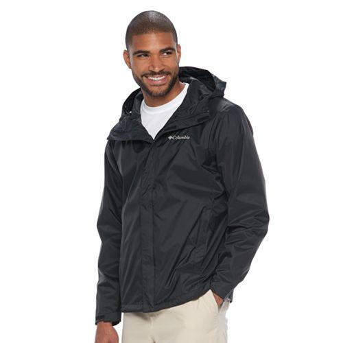 Columbia Storm Clash Waterproof Breathable Rain Jacket