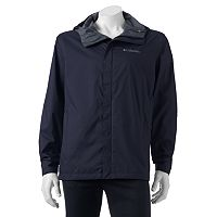 Men's Columbia Storm Clash Waterproof Breathable Rain Jacket