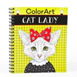 Crazy Cat Lady ColorArt Book by Publications International, Ltd.