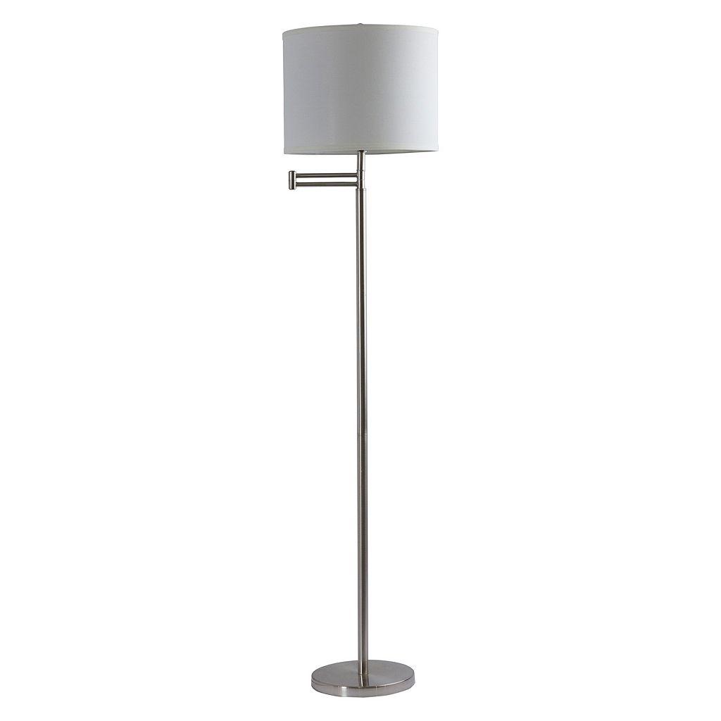 Decor 140 Biro White Floor Lamp