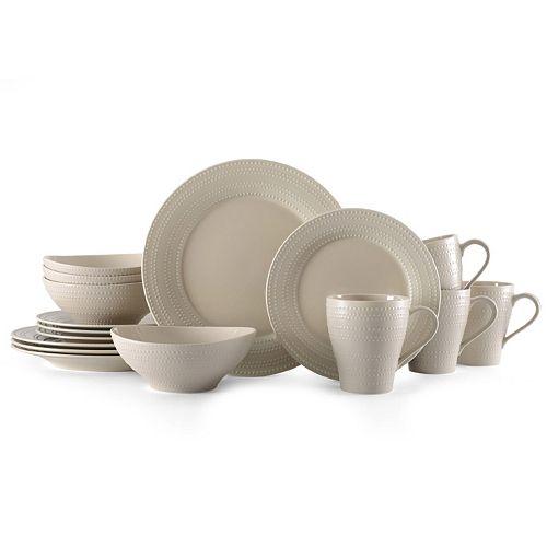 Mikasa Ryder 16-pc. Dinnerware Set
