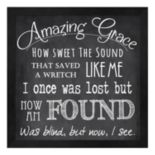 Metaverse Art ''Amazing Grace'' Framed Wall Art
