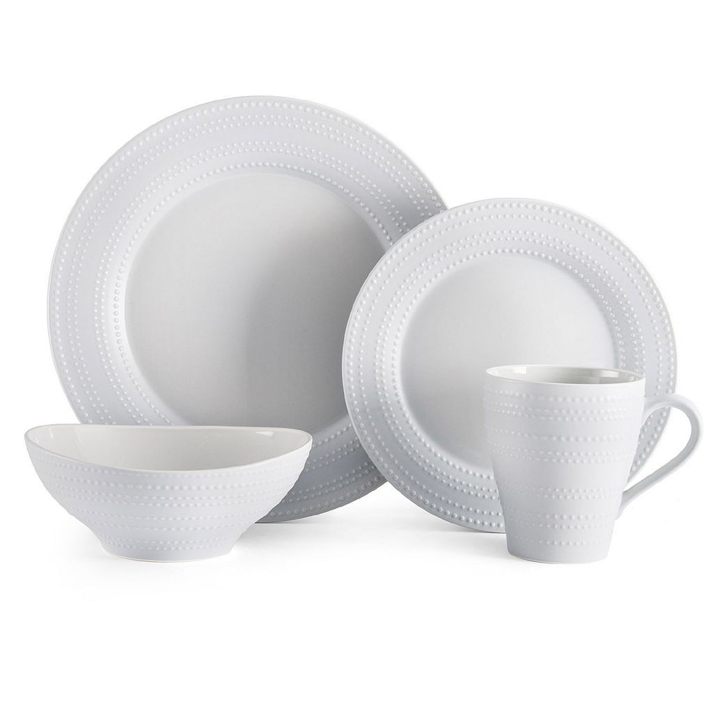 Mikasa Ryder 4-pc. Dinnerware Set