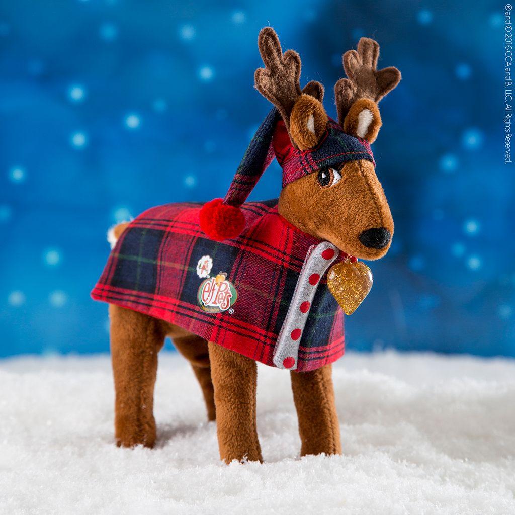 The Elf on the Shelf® Elf Pets® Claus Couture Fa-La-La Reindeer Pajamas Set