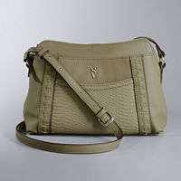 Simply Vera Vera Wang Stanzia Crossbody Bag