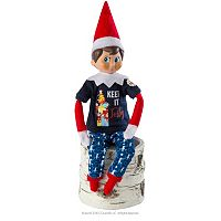 The Elf on the Shelf® Claus Couture Jolly Jammies Set
