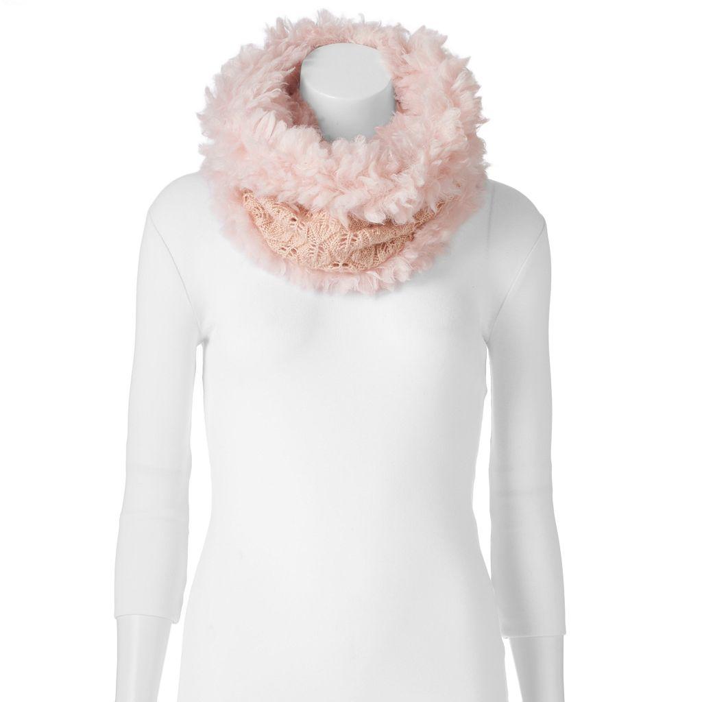 MUK LUKS Heavy-Knit Neck Warmer