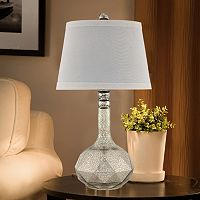 Catalina Mercury Glass Table Lamp