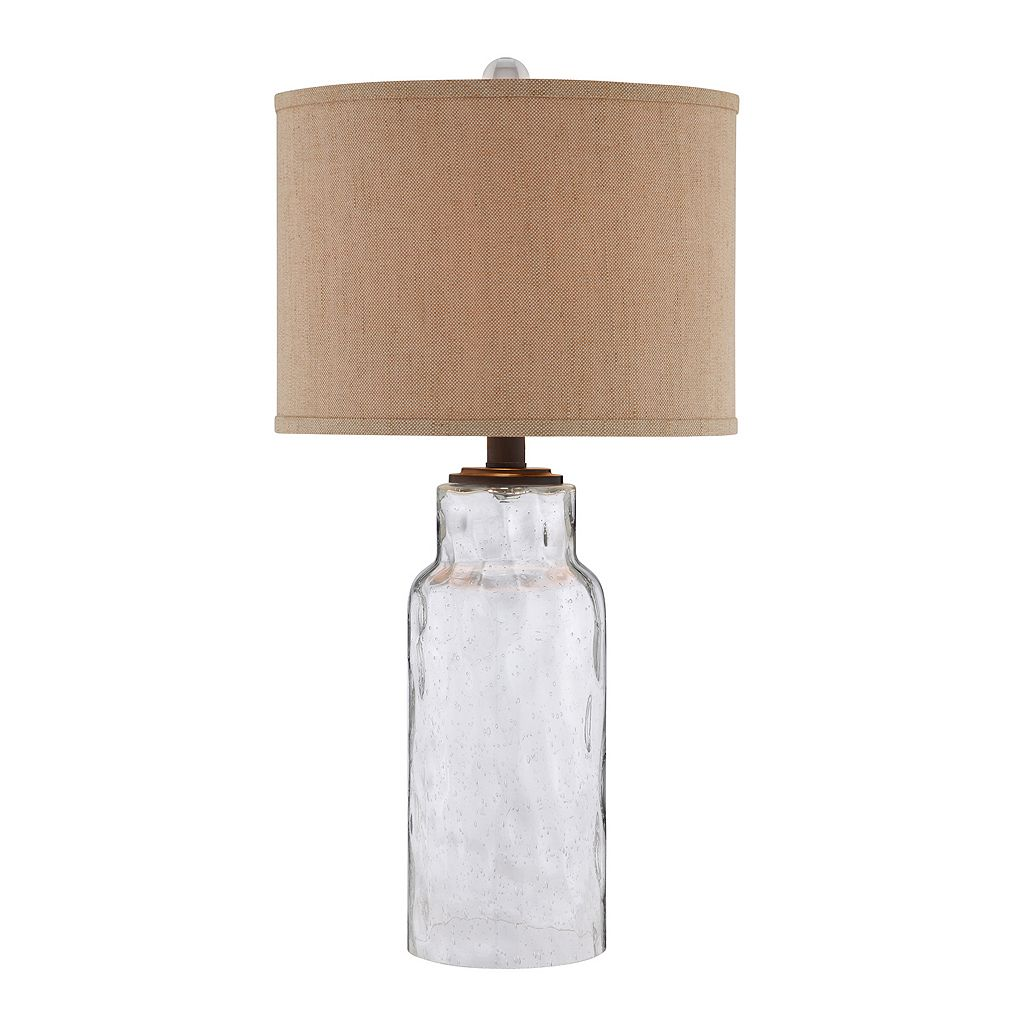 Catalina Dimpled Table Lamp