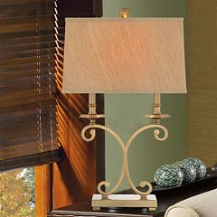 Catalina Traditional Antique Table Lamp