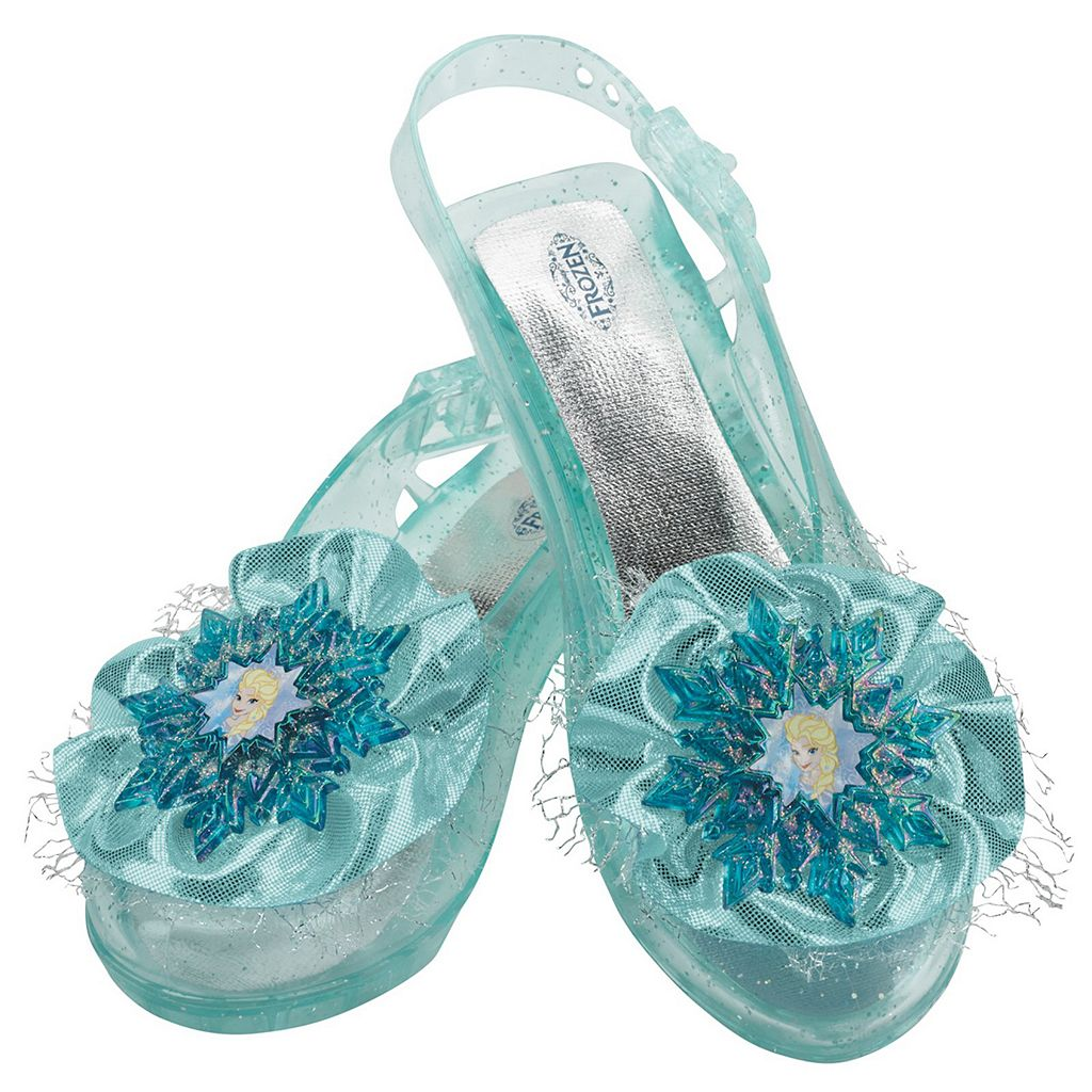 Disney's Frozen Elsa Kids Costume Shoes