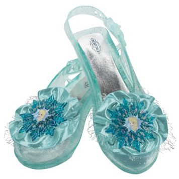 Disney's Frozen Elsa Kids Costume Shoes