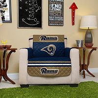 Los Angeles Rams Quilted Chair Cover