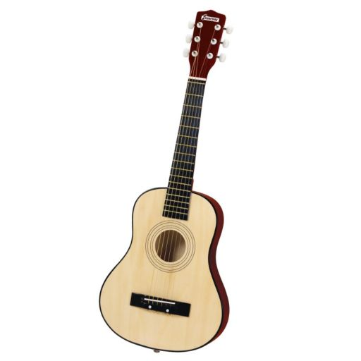 "Power Play 30"" Wooden Acoustic Guitar"