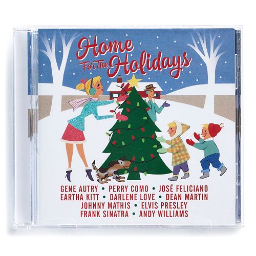 """Kohl's Cares® """"Home for the Holidays"""" Music CD"""
