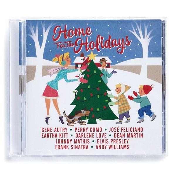 Kohls Radio 2021 Christmas Playlist Kohl S Cares Home For The Holidays Music Cd