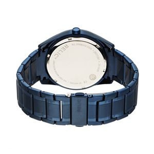 Relic by Fossil Men's Rylan Diamond Accent Blue Watch