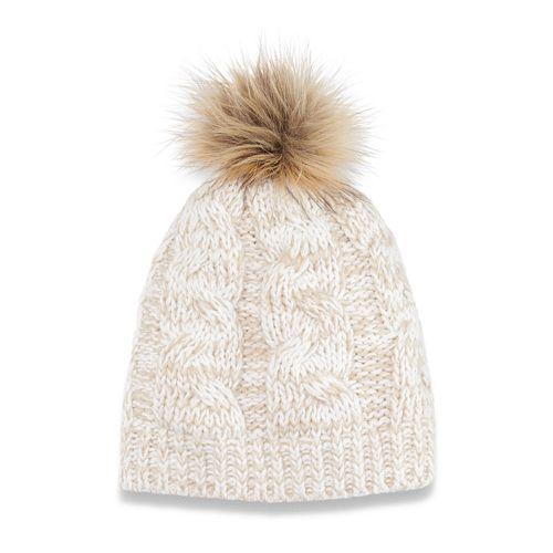 dc1253af367e Women s SONOMA Goods for Life™ Cable-Knit Pom Pom Hat