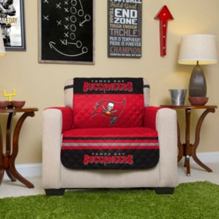 Tampa Bay Buccaneers Quilted Chair Cover