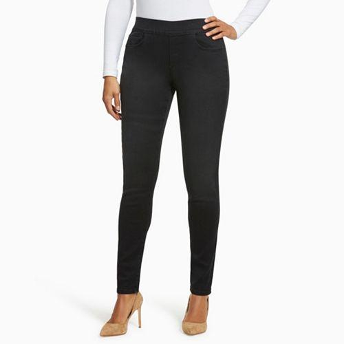 Women's Gloria Vanderbilt Avery Slim Straight-Leg Jeans