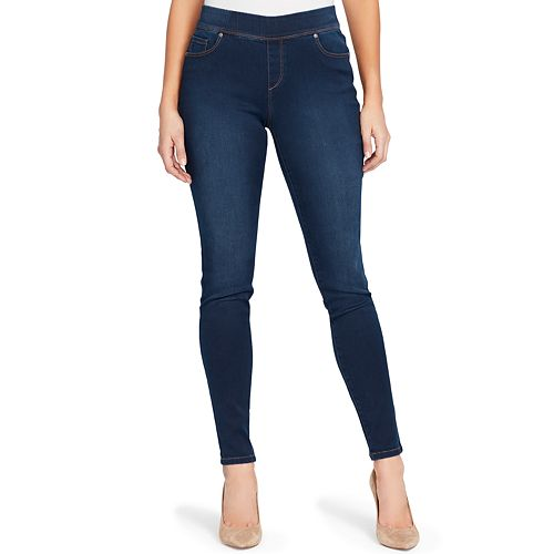 3f1ce8738 Women's Gloria Vanderbilt Avery Slim Straight-Leg Jeans