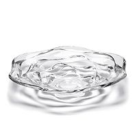 Mikasa Atlantic 14 in Crystal Serving Platter