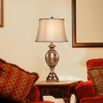 Catalina Oil Rubbed Bronze Finish Trophy Lamp