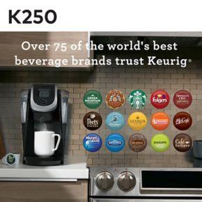 Keurig® K250 Single-Serve K-Cup® Pod Coffee Maker