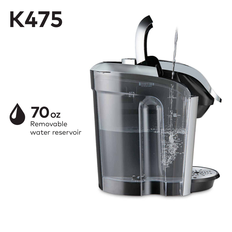 Keurig K475 Programmable Coffee Brewer Black