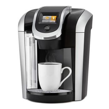 Keurig One Cup Coffee Maker Kohls : Keurig K475 Single-Serve K-Cup Pod Coffee Maker (Black) + USD 20 Kohls Cash from Kohls.com for USD 110.49