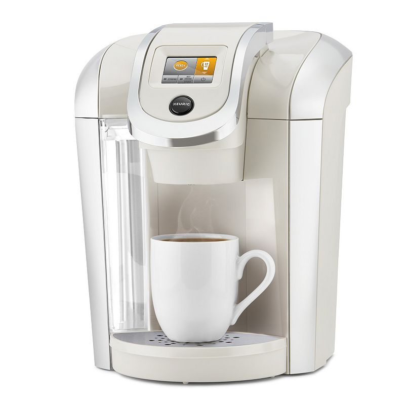 Keurig One Cup Coffee Maker Kohls : Keurig K475 Single-Serve K-Cup Pod Coffee Maker, Silver Shop Your Way: Online Shopping ...