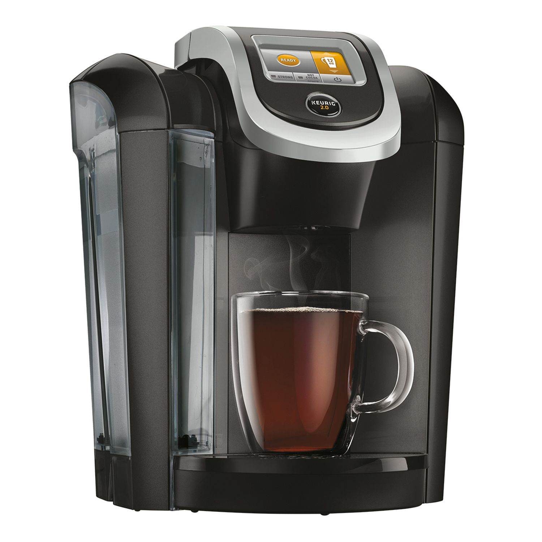 Keurig 2 0 K575 Coffee Maker Single Serve Brewing System Platinum