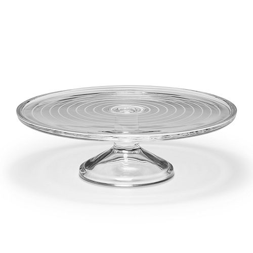 Mikasa Cheers 11.5-in. Footed Cake Plate