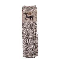 Women's MUK LUKS Reindeer Leg Warmers