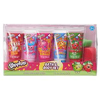 Shopkins 5-pc. Bubble Bath & Body Lotion Set
