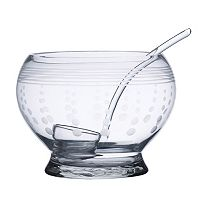 Mikasa Cheers 2-pc. Punch Bowl Set