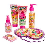 Girls 4-16 Shopkins 7-pc. Spa Gift Set