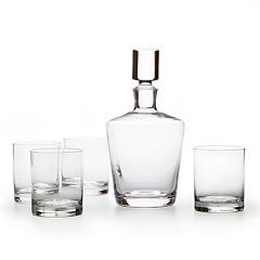 Mikasa Donovan 5-pc. Spirit Decanter Set