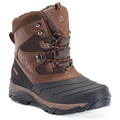 Pacific Mountain Tundra Men's Winter Boots