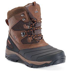 Pacific Mountain Tundra Men's Winter Boots