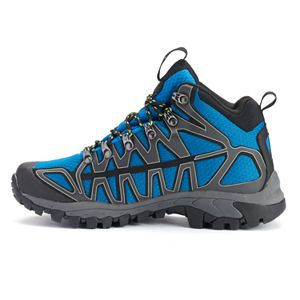Pacific Mountain Ridge Men's Waterproof Hiking Shoes