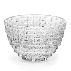Mikasa Palazzo 7 in Decorative Crystal Bowl