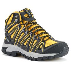Pacific Mountain Crest Men's Waterproof Hiking Shoes